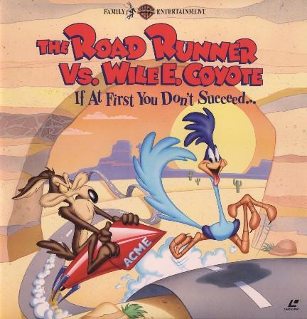 roadrunner vs coyote
